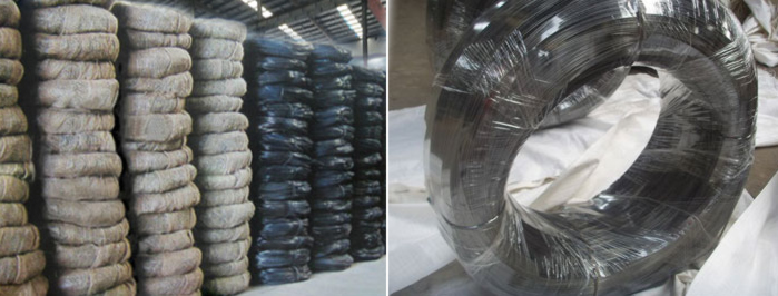 Construction Binding Wire, Black Annealed Tie Wire, Building Material
