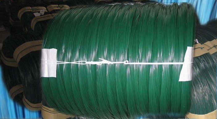 Pvc Coated Galvanized Or Annealed Wire For Binding Uses