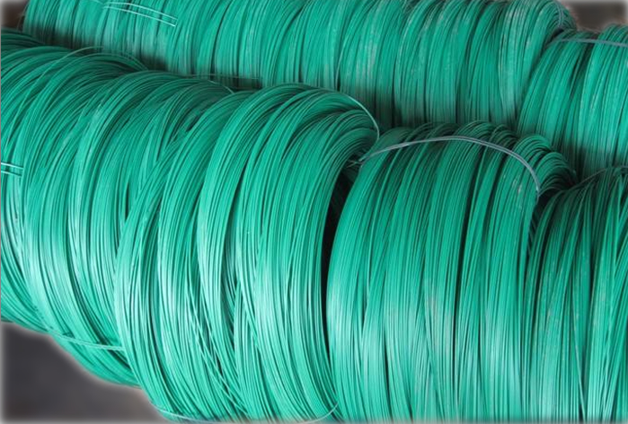 PVC Coated Annealed Wire,Fence securing wire