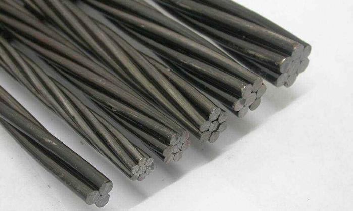 Galvanized Steel Pc Strand For Prestressed Concrete