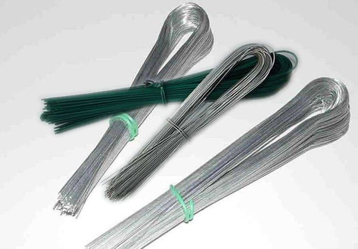 U Type Binding Wire Galvanized and Black Non Galvanised