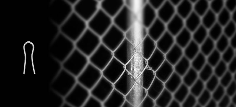 Tie Wire For Fence Mesh Panels And Posts Securing